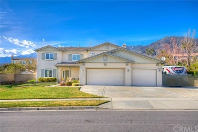 14100 Vai Brothers Drive, Rancho Cucamonga, CA 91739 - MLS#: CV18050911