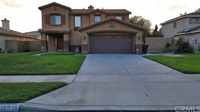 10948 Blackwood Court, Fontana, CA 92337 - MLS#: CV18052155