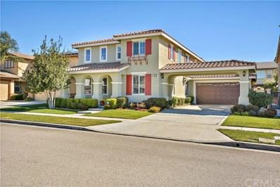 7547 Los Olivos Place, Rancho Cucamonga, CA 91739 - MLS#: CV18052463