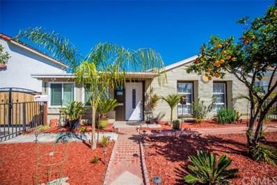 3697 Louise Street, Lynwood, CA 90262 - MLS#: CV18053215