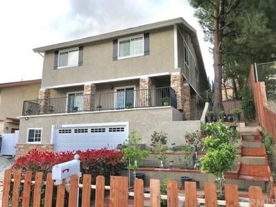 19660 Calle Baja, Walnut, CA 91789 - MLS#: CV18054129