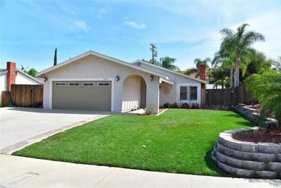 2413 Mesquite Lane, Corona, CA 92882 - MLS#: CV18054435