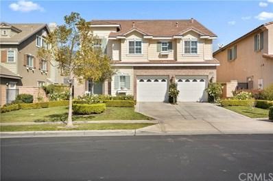 15652 Portenza Drive, Fontana, CA 92336 - MLS#: CV18054769