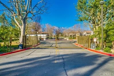 10151 Arrow UNIT 81, Rancho Cucamonga, CA 91730 - MLS#: CV18054923