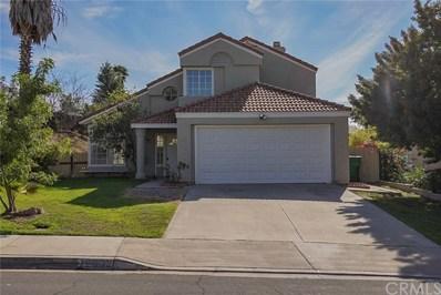 12052 Amber Hill, Moreno Valley, CA 92557 - MLS#: CV18055042