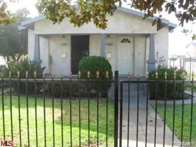 110 E 95th Street, Los Angeles, CA 90003 - MLS#: CV18056373