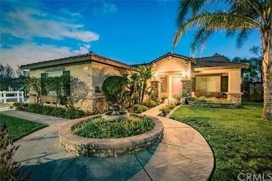 12661 Arena Drive, Rancho Cucamonga, CA 91739 - MLS#: CV18056551