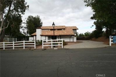 1939 Las Posas Road, Corona, CA 92882 - MLS#: CV18056557