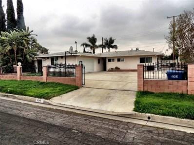 1014 Sandia Avenue, La Puente, CA 91746 - MLS#: CV18060657