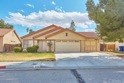 11053 Desert Rose Drive, Adelanto, CA 92301 - MLS#: CV18061533