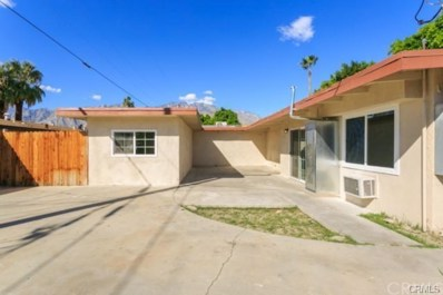 3911 E Calle De Ricardo, Palm Springs, CA 92264 - MLS#: CV18064023
