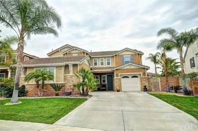 6041 Lily Rock Drive, Fontana, CA 92336 - MLS#: CV18065622