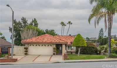 1652 Avenida Entrada, San Dimas, CA 91773 - MLS#: CV18066383