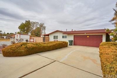 13520 Quapaw Road, Apple Valley, CA 92308 - MLS#: CV18067147