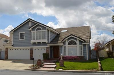 2309 Meadowglen Way, Upland, CA 91784 - MLS#: CV18067370