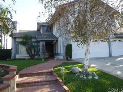 1704 Creekwood Drive, La Verne, CA 91750 - MLS#: CV18067590