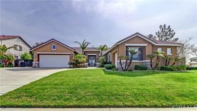 5025 Cervetti Road, Rancho Cucamonga, CA 91739 - MLS#: CV18071677