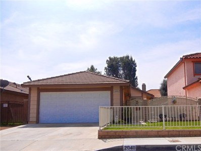 2040 Buttonwood Street, Colton, CA 92324 - MLS#: CV18075794