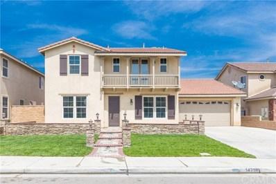 14718 Rick Lane, Eastvale, CA 92880 - MLS#: CV18076088