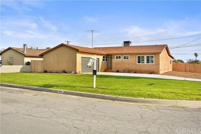 631 E Erwin Street, Rialto, CA 92376 - MLS#: CV18078487