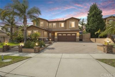 6336 Taylor Canyon Place, Rancho Cucamonga, CA 91739 - MLS#: CV18078527