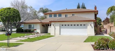 2133 Lucinda Way, Upland, CA 91784 - MLS#: CV18078536