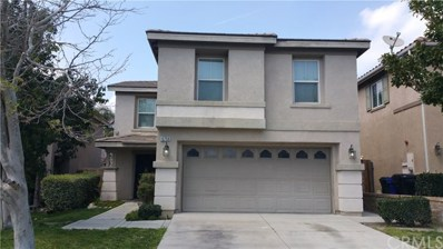 16758 Broadmoor Way, Fontana, CA 92336 - MLS#: CV18079193