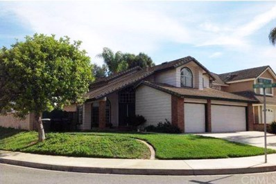 14655 Hiddenspring Circle, Chino Hills, CA 91709 - MLS#: CV18080522