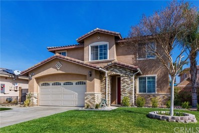 16462 Pine Wood Street, Fontana, CA 92336 - MLS#: CV18084056