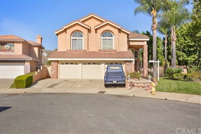 13985 Plum Hollow Lane, Chino Hills, CA 91709 - MLS#: CV18084947