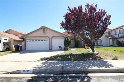 12749 Palo Alto Drive, Victorville, CA 92392 - MLS#: CV18085030