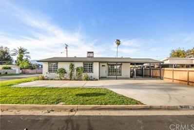 16803 E Benwood Street, Covina, CA 91722 - MLS#: CV18085352