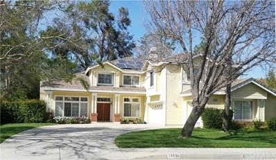 14036 Hickcox Lane, Rancho Cucamonga, CA 91739 - MLS#: CV18085359