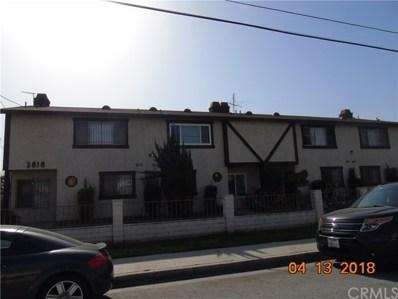 3818 Durfee Avenue UNIT 10, El Monte, CA 91732 - MLS#: CV18086128
