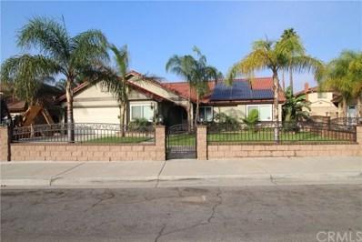 1330 S Althea Avenue, Bloomington, CA 92316 - MLS#: CV18086131