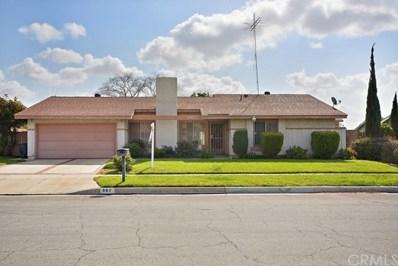 667 N Chestnut Avenue, Rialto, CA 92376 - MLS#: CV18086203