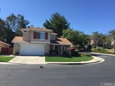 814 Viewtop Circle, Corona, CA 92881 - MLS#: CV18086510