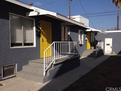 444 W 10th Street, San Pedro, CA 90731 - MLS#: CV18086972