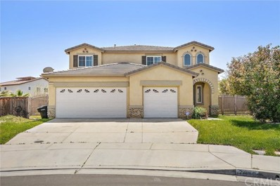 2246 Purple Finch Court, San Jacinto, CA 92582 - MLS#: CV18087168