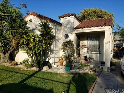 448 S Woods Avenue, Los Angeles, CA 90022 - MLS#: CV18087302