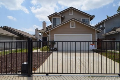 24039 Poppystone Drive, Moreno Valley, CA 92551 - MLS#: CV18087338