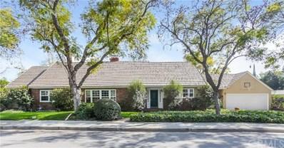 706 Santa Clara Avenue, Claremont, CA 91711 - MLS#: CV18088544