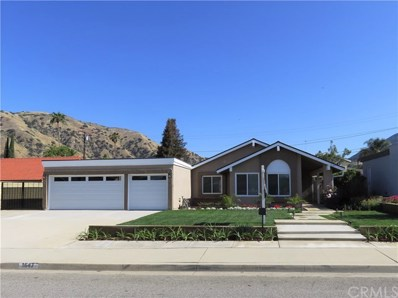 1647 La Mesa Drive, La Verne, CA 91750 - MLS#: CV18091281