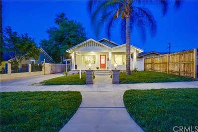 1019 S Sheridan Street, Corona, CA 92882 - MLS#: CV18091424