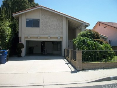 1616 Banida Avenue, Rowland Heights, CA 91748 - MLS#: CV18091546
