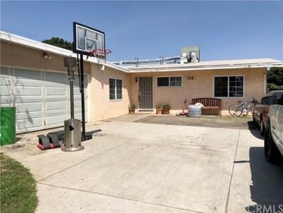 548 E 2nd Street, Rialto, CA 92376 - MLS#: CV18091552