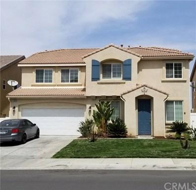26936 Nucia Drive, Moreno Valley, CA 92555 - MLS#: CV18091719