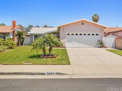 2024 Sheryl Place, West Covina, CA 91792 - MLS#: CV18093137