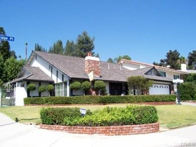 2315 Fainridge Place, Rowland Heights, CA 91748 - MLS#: CV18094191