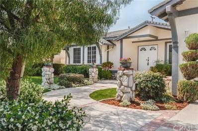 1647 E Palm Drive, Covina, CA 91724 - MLS#: CV18095671